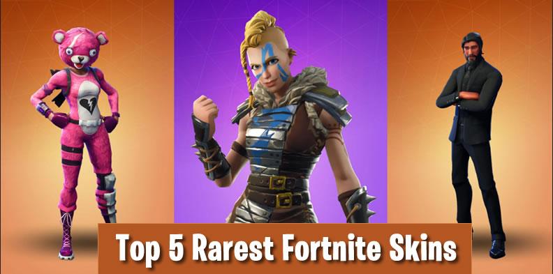 what are the rarest fortnite skins - the rarest fortnite skin name